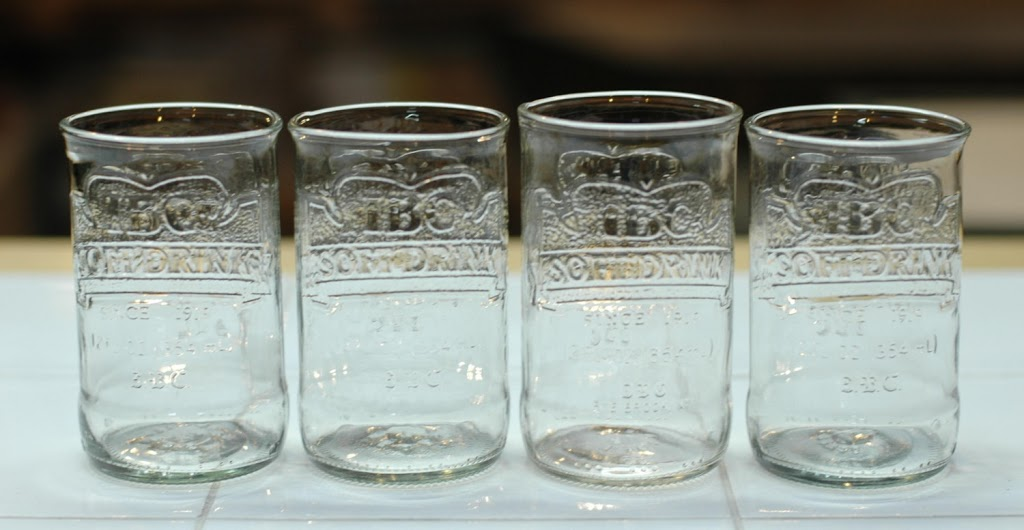 Upcycled Bottle Glasses From YAVA Glass
