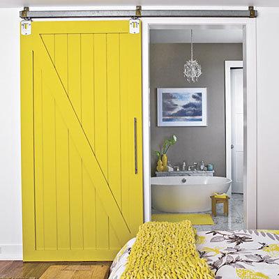 Recycled Barn Style Doors Make Me Smile Sweet Greens