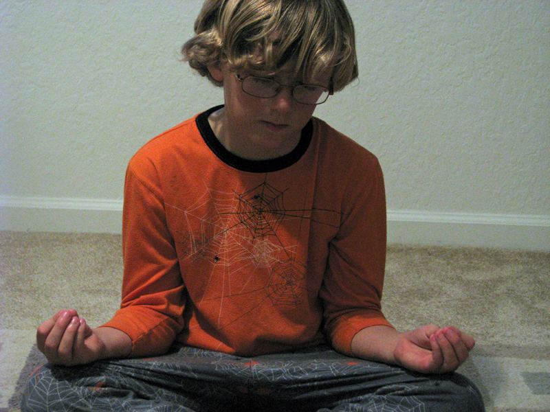 Meditation Can Help Improve Your Child's School ...