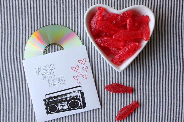 Mixed-CD-Valentine