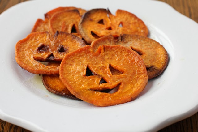 fun vegetable dishes for Halloween
