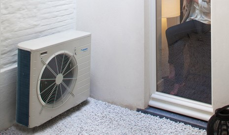 Reduce your Home Heating with a Hybrid Heating System