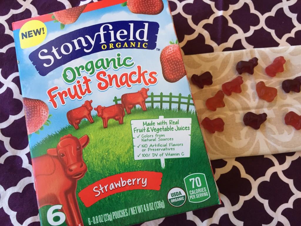 Stonyfield Gummies 2